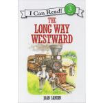 英文原版 The Long Way Westward L3 儿童绘本分级读物
