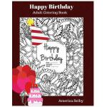 【预订】Happy Birthday Adult Coloring Book: Children's and Adul