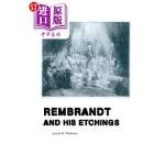 【中商海外直订】Rembrandt and His Etchings
