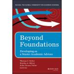 【预订】Beyond Foundations Developing as a Master Academic Advi