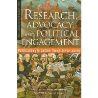 【预订】Research, Advocacy, and Political Engagement: Multidisc
