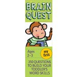 My First Brain Quest, revised 4th edition 智力开发系列:2-3岁益智 ISBN9780761166627