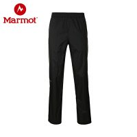 Marmot/土拨鼠秋冬新款户外防水透气男式冲锋裤