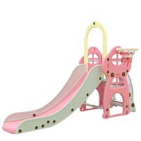 梭梭板 儿童室内滑梯家用多功能滑滑梯宝宝组合滑梯秋千塑料玩具加厚