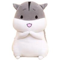 仓鼠抱枕 超软体胖仓鼠公仔创意玩偶毛绒玩具抱着睡觉的娃娃抱枕可爱女生萌
