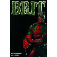 【预订】Brit Volume 1: Old Soldier