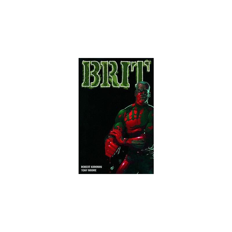 【预订】Brit Volume 1: Old Soldier 预订商品,需要1-3个月发货,非质量问题不接受退换货。