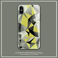 苹果x手机壳iphonex新款xr超薄8plus简约时尚7plus玻璃男女xs max潮牌6splus硅胶iphone