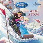 【预订】What a Team! (Disney Frozen) 9780736436885