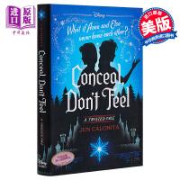 【中商原版】Frozen Twisted Tale: Conceal, Don't Feel 迪士尼冰雪奇缘2恶搞故事集