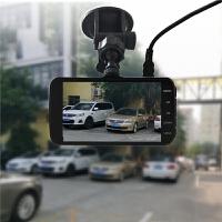 车记录仪双镜头高清夜视全景双录前后360度倒车影像