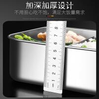 不�P��盒304食品�上班族�W生食堂打�便��盒���w�L方形分隔型
