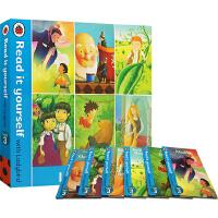 #Read it Yourself with Ladybird Level 3 英文原版 小瓢虫分级读物系列6册 阿拉