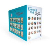 [现货]英文原版 FamFiv Classic 21 copy slipcas  五伙伴历险记
