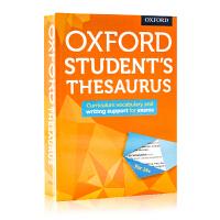 牛津学生英语同义词词典Oxford Student's Thesaurus 英文原版 牛津英英词典 学生英语工具书 词