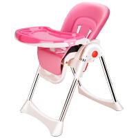 儿童婴儿吃饭椅子便携式可折叠座椅餐桌椅宝宝餐椅