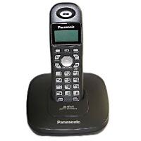 松下KX-TG10CN-1 2.4GHz数字无绳电话机 星绚黑