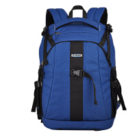 申派 摄影包 双肩包 专业防盗摄像包 佳能 尼康 单反可拆内胆数码相机包 大容量旅行背包