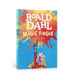 英文原版绘本 Roald Dahl:The Magic Finger 魔法手指 罗尔德达尔系列 进口趣味青少年读物获奖