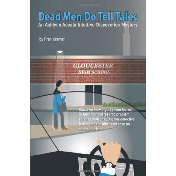 【预订】Dead Men Do Tell Tales: An Ashlynn Acosta Intuitive Discoveries Mystery 美国库房发货,通常付款后3-5周到货!