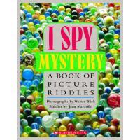 现货 I Spy, Mystery: A Book of Picture Riddles