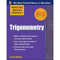 【预订】Practice Makes Perfect Trigonometry 9780071761796