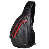 申派三角包 户外运动背包 PU 单肩斜挎包男女胸包 骑行包 水滴包  SP-SJ-05