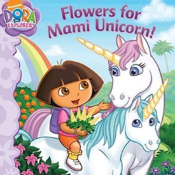 [现货]英文原版 Flowers for Mami Unicorn! 花朵真身独角兽!