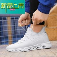 新品上市春夏季男士内增高男鞋6cm8cm韩版百搭运动休闲鞋增高鞋男cm潮