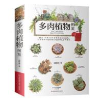 多肉植物图鉴 梁群健 河南科学技术出版社 9787534987120