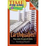 Time For Kids: Earthquakes! 美国《时代周刊》儿童版:地震 ISBN 9780060782115