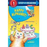 【预订】Happy Alphabet!: A Phonics Reader 9780375812309