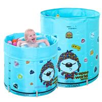 婴幼儿童合金支架泳池宝宝保温浴桶保温婴儿游泳池