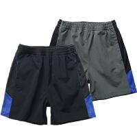 童装短裤足球速干运动短裤子男童女童透气排汗五分裤休闲短裤