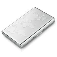 男士金属*夹卡包多功能银行卡盒钱夹商务名片夹