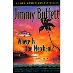 Where Is Joe Merchant?(ISBN=9780156026994) 英文原版