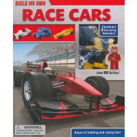 Race Cars(Build My Own)边读边玩:赛车(含玩具砖块)ISBN9780794434601