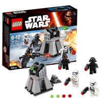 新品乐高星球大战75132 First Order 战斗套装LEGO Star Wars