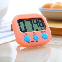 厨房定时器计时器闹钟烹饪提醒倒计时学生电子学生学习秒表