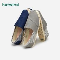 热风2021年春季新款男士时尚休闲鞋H30M1571