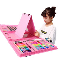 儿童画笔套装水彩笔组合小学生绘画套装礼盒美术用品画画工具c