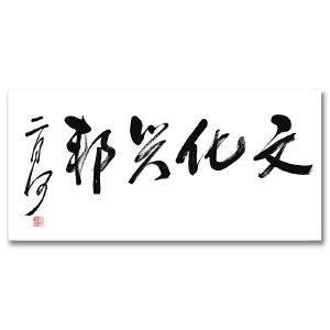 中国优秀作家 二月河《文化兴邦》DW169