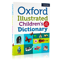 牛津图解儿童字典2018版 Oxford Illustrated Children's Dictionary 英文原版