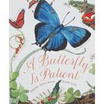 英文原版 A Butterfly is Patient 蝴蝶如此耐心 美丽成长生命系列 科普绘本 百科认知读物 小学S