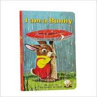 现货 英文原版 I am a Bunny 我是一只兔子 斯凯瑞 启蒙绘本 richard scarry 正版童书 故事书