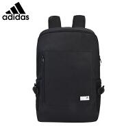 adidas阿迪达斯男女款大容量轻便背包时尚潮流学生书包双肩包FS8336