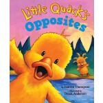 【预订】Little Quack's Opposites 9781416960928