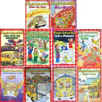 英文原版 神奇校车 科学读物 阅读系列 10本合辑 Magic School Bus Science Reader(L