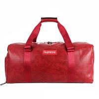 短途旅行包女手提潮韩版轻便大容量行李包运动健身包男 大
