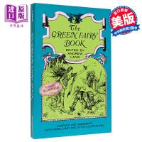 【中商原版】朗格绿色童话 The Green Fairy Book 英文原版 Andrew Lang